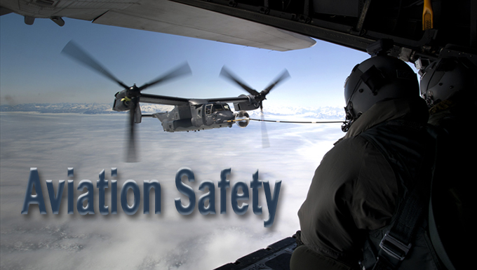 Welcome to the Aviation Safety Division webpage