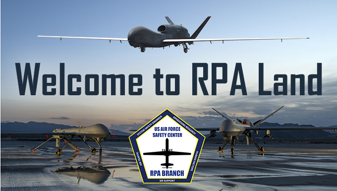 Welcome to the RPA Branch