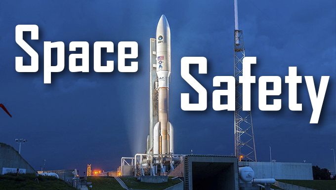 Welcome to the Space Safety webpage
