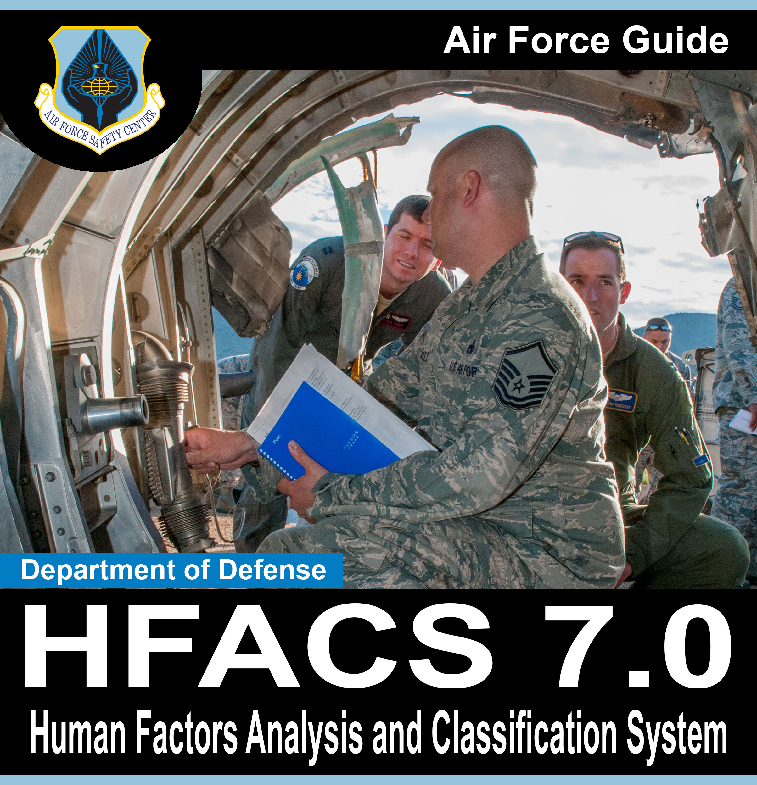 Human Factors Analysis and Classifications System Poster