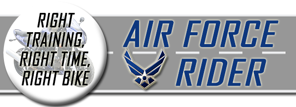 Link to Air Force Rider page