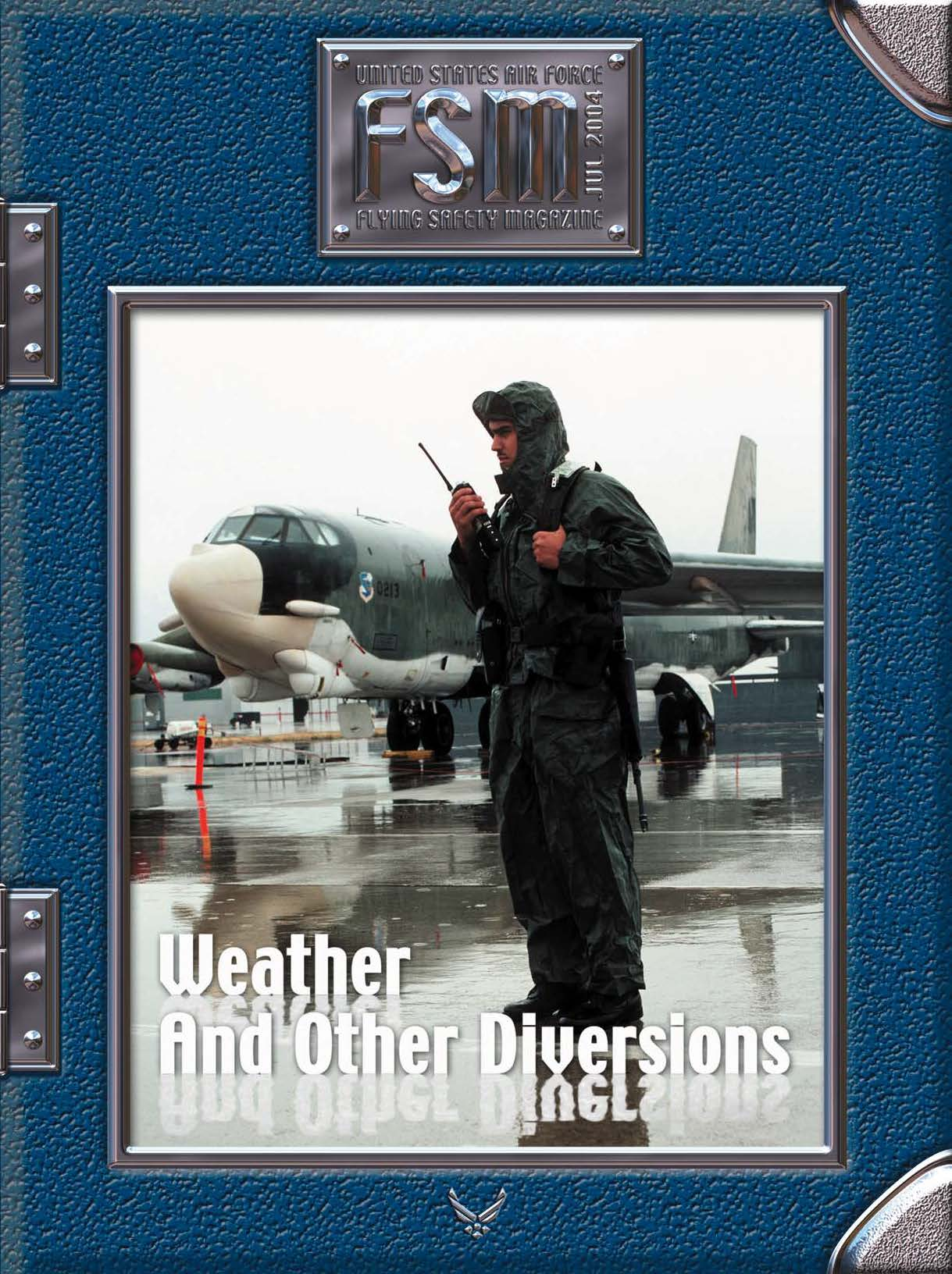 Air Force Safety Center > News > Magazine Archive