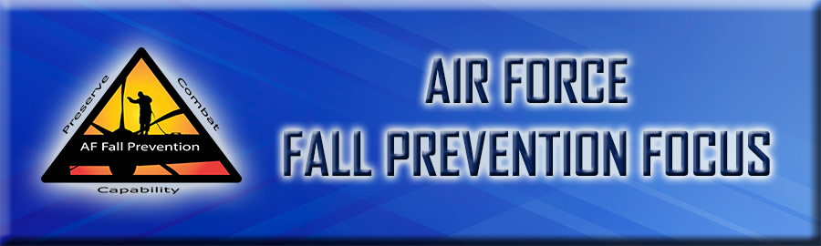 Link to Air Force Fall Prevention Focus page