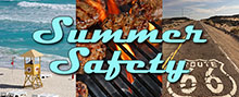Link to Summer Safety page