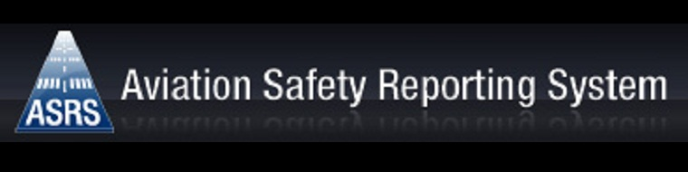 Link to Aviation Safety Reporting System