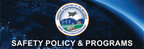 Click on link to access Secretary of the Air Force - Energy, Installations and Environment web page