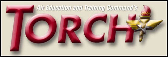 Link to Air Education and Training Command's Torch magazine